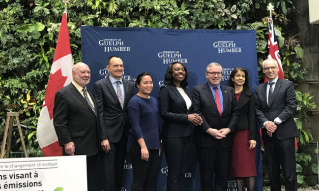 Ministers announce plan to improve sustainability for Ontario colleges and universities
