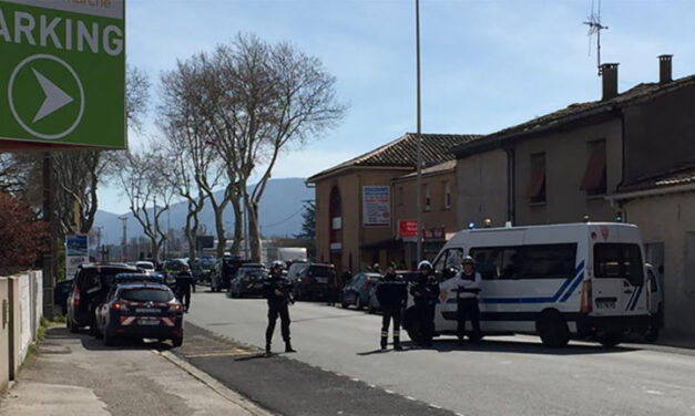 Suspect in France hostage-taking has been shot dead