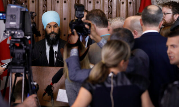 Questions arise about federal NDP leader Jagmeet Singh attending two Sikh separatist rallies