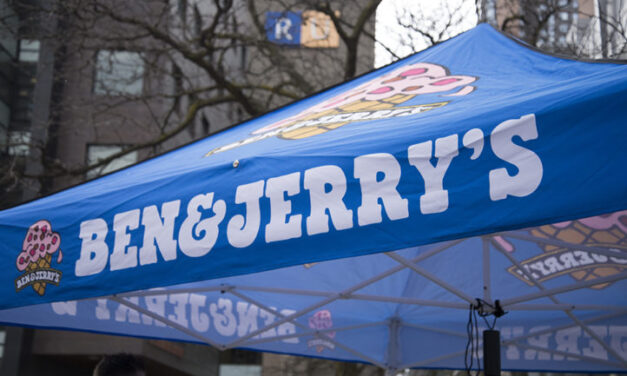 Ryerson scoops up 25th annual Ben & Jerry's Free Cone Day