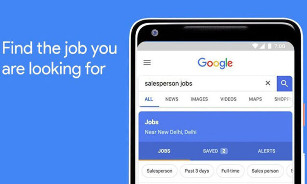Google launches new job search feature in Canada