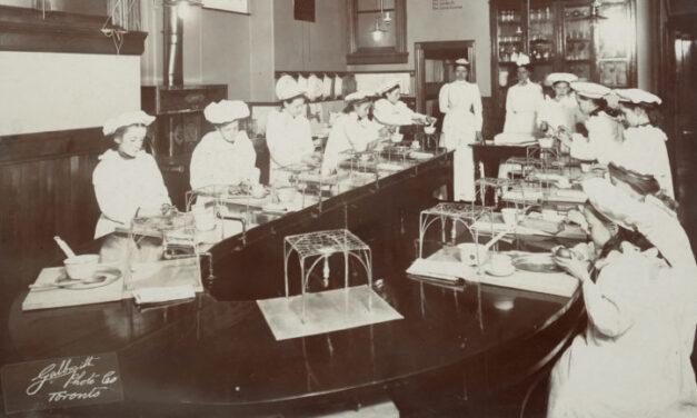 Exploring women's influence in Toronto's food culture