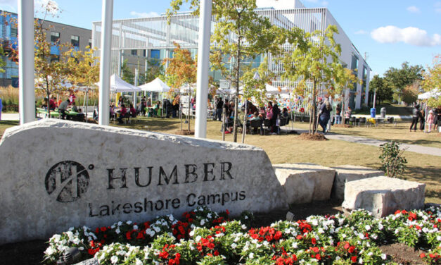 Doors are open for film tour at Humber Lakeshore