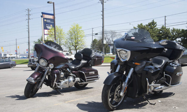 Humber's kick-start to the motorcycle journey