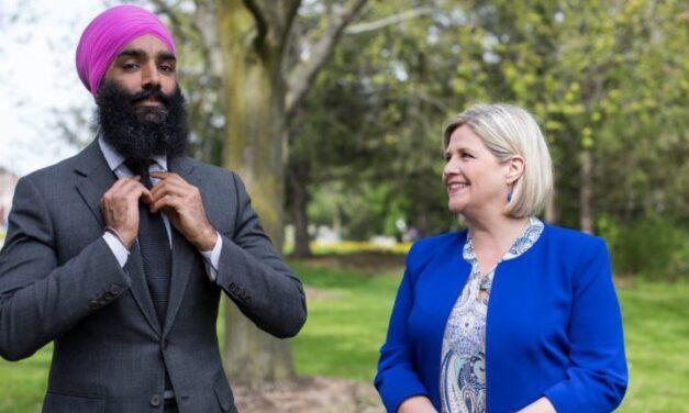 Brampton East goes NDP orange with election of Gurratan Singh