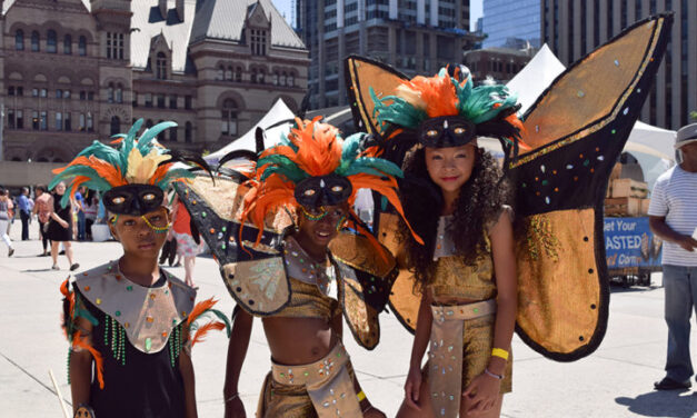 A million revelers expected to sway to Toronto's Caribbean Carnival