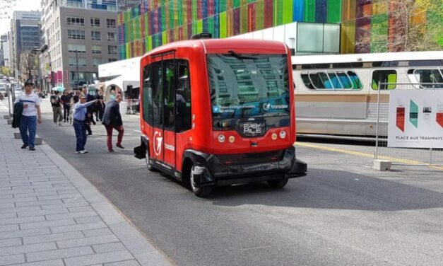 TTC, Metrolinx to test autonomous shuttles in 2020
