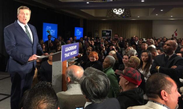 TOVotes: John Tory defeats Jennifer Keesmaat in Toronto mayoral race