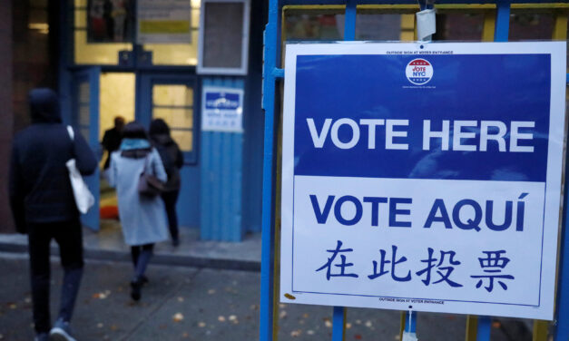 Americans go to the polls today: What ARE the Midterm Elections?