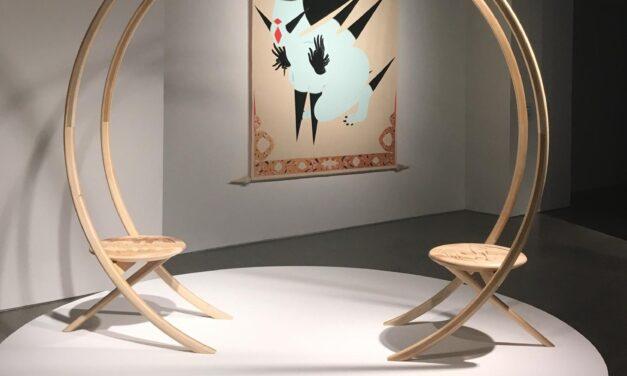 'Talisman' on display at MOCA