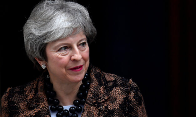 May stands strong with Brexit