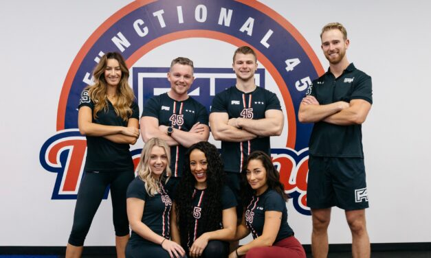 New F45 training studios are taking Canada by storm