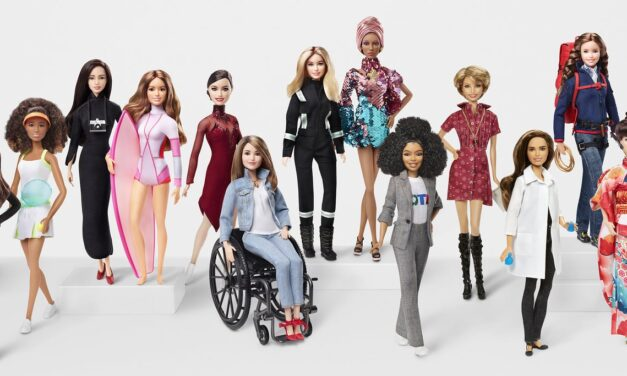 Barbie role model collection for International Women's Day