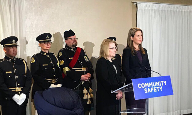 Ontario announces new plan to fight gang violence