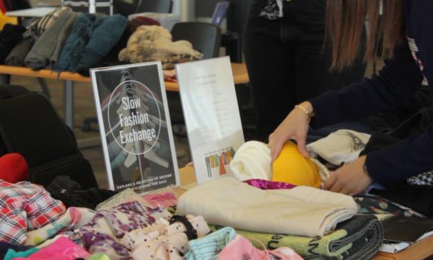 Slow Fashion Exchange kicks off Earth Week at Humber