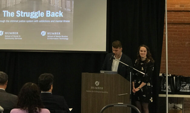 Joint program initiative at Humber Lakeshore debuts documentary on addiction and mental health
