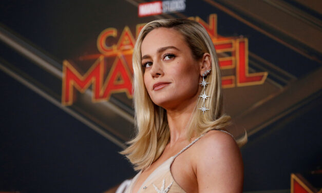 """""""Captain Marvel"""" scores 2nd place in box office opening weekend"""
