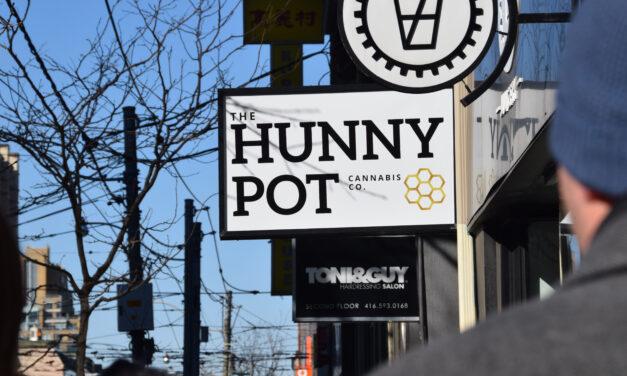 Toronto's first legal cannabis shop opens