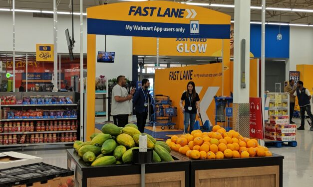 Walmart's rolls out Fast Lane self-scan shopping in GTA
