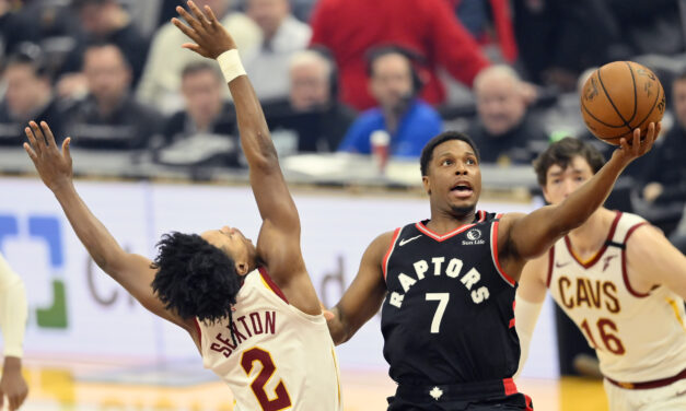 Raptors' Lowry secures 6th straight NBA all-star selection
