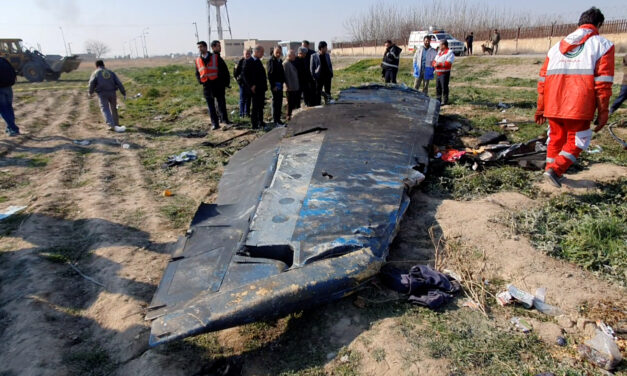 Leaked plane recording shows Iran knew missile shot down Flight 752