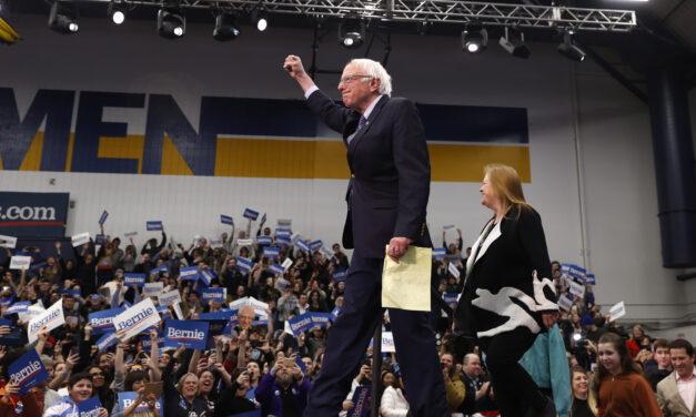 Sanders wins New Hampshire, Buttigieg second, Klobuchar surges