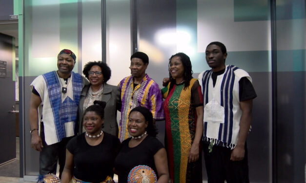 Humber drums its way into the start of Black History Month