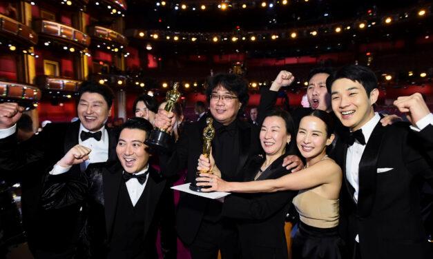 Parasite's Oscar win celebrates international film success
