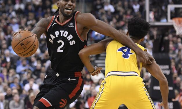Raptors and Warriors face off for the first time since the NBA Finals