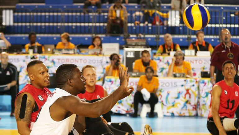 Andrew Tucker, Humber College Alumni at the 2015 Pan-Am Games
