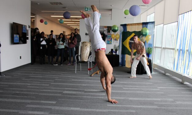 Humber's inaugural Carnival celebration attracts more than 300 students