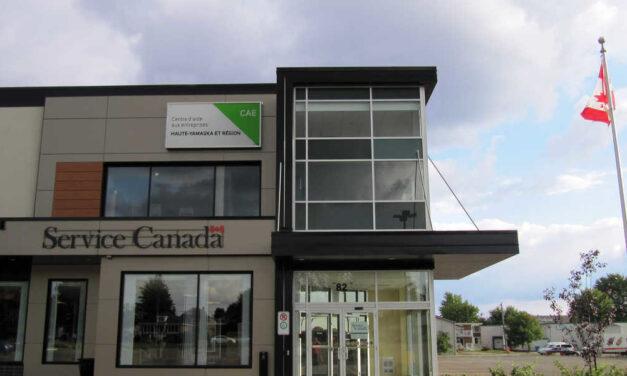 Federal government closes all Service Canada centres