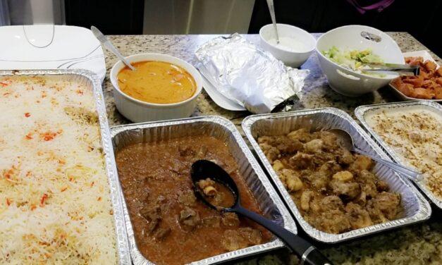 Celebration of Eid despite COVID-19 quarantine, distancing