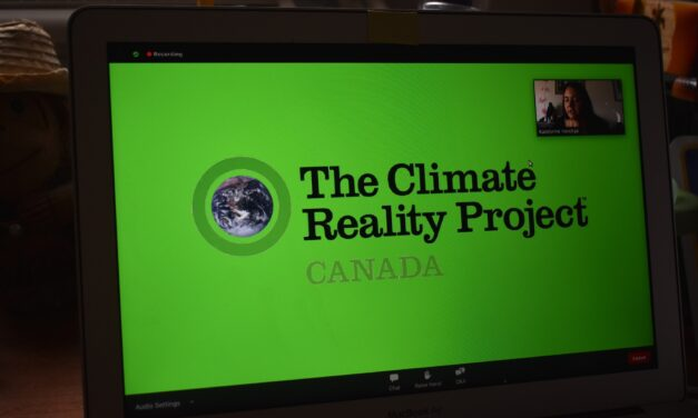 Young climate activists in Canada want their voices heard