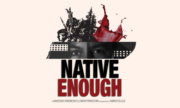 Indigenous Transmedia Fellowship students showcase film 'Native Enough' at 2020 Nuit Blanche