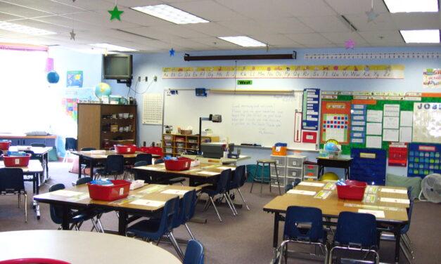York school board set to combine in-class, online students