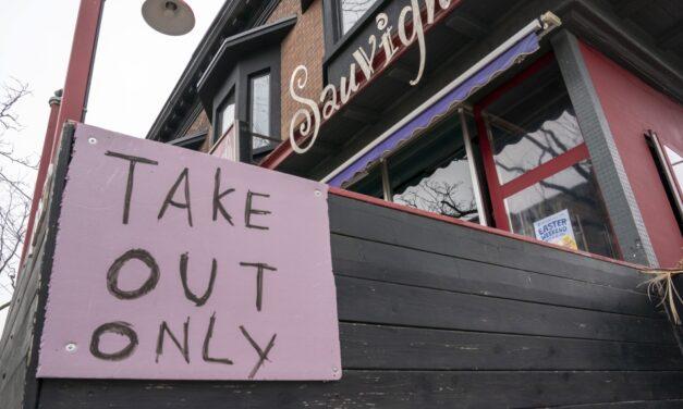 New five-step lifeline for bars and restaurants