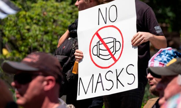Prominent anti-masker arrested in Moncton N.B. for violating federal Quarantine Act