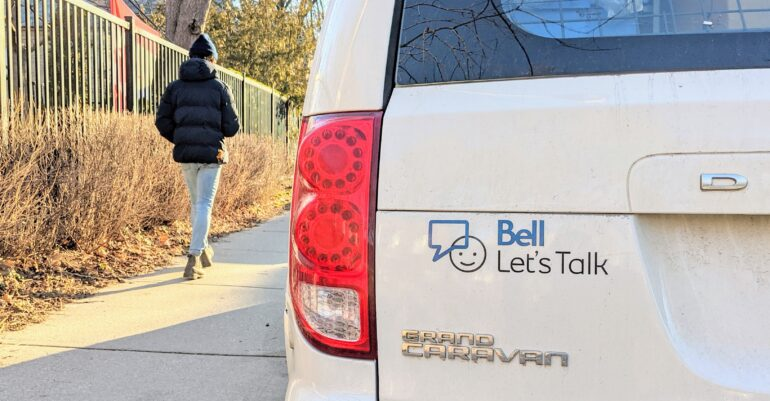A recent study showed that Bell let's Talk, the annual mental health awareness campaign, has not coincided with a decrease in Ontario suicides.