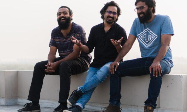 Kashmir's new musical trio creates  music in silence