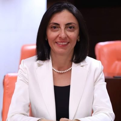 Nurhayat Altaci, member of Parliament from Republican(CHP) and member of the European Commission.