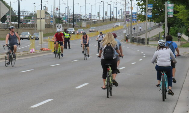City reintroduces ActiveTO program during summer months