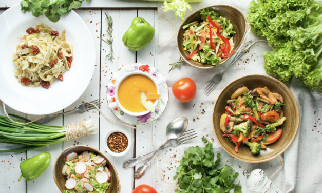 The demand for plant-based foods growing exponentially