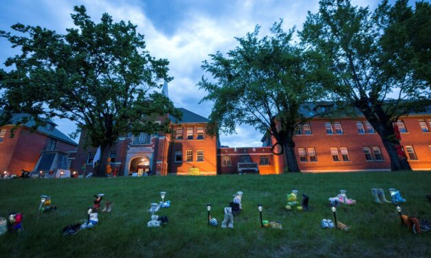 Local and national leaders react to residential school grave discovery