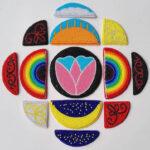 Indigenous artist creates artwork celebrating Indigenous History and Pride Months