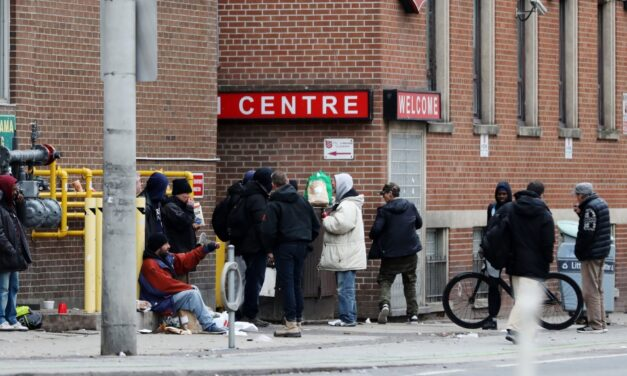 Toronto homeless shelters report highest number of deaths in 2020