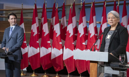 Mary Simon becomes Canada's 30th Governor General
