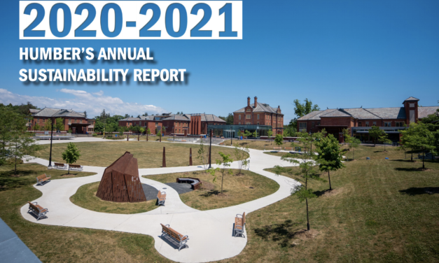 Humber's sustainability plans impacted by COVID-19, annual report suggests