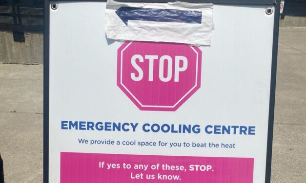 Stifling heat calls for opening  of emergency cooling centres