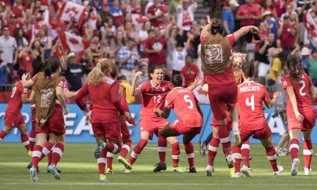 Canada's women's soccer team dreaming of gold at the Tokyo 2020 Olympics
